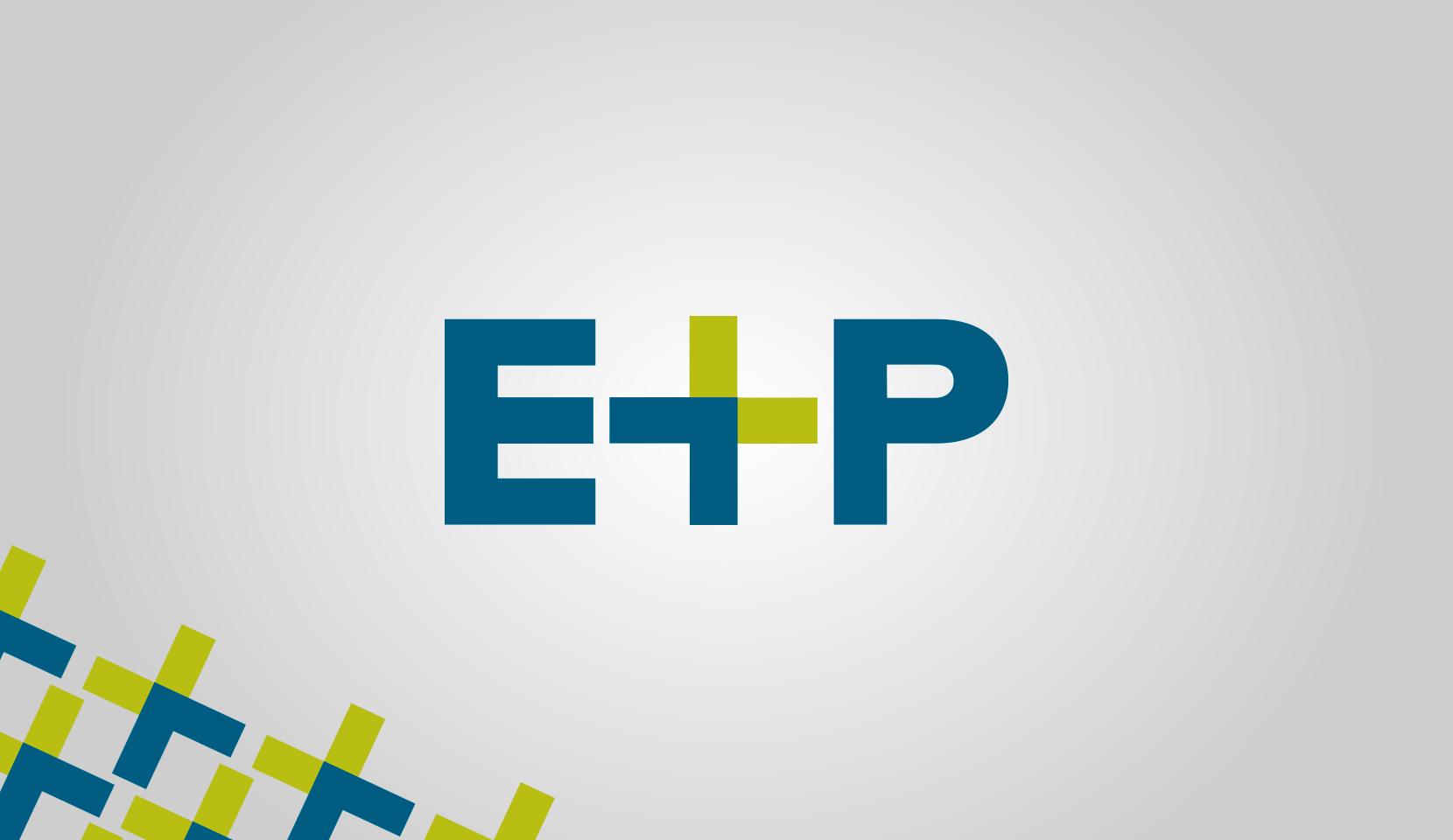 E+P - New Brand Identity